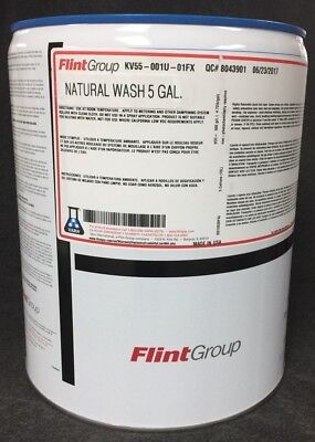 Varn Natural Water Miscible Wash 5 Gallon Pail *** Free Shipping ***