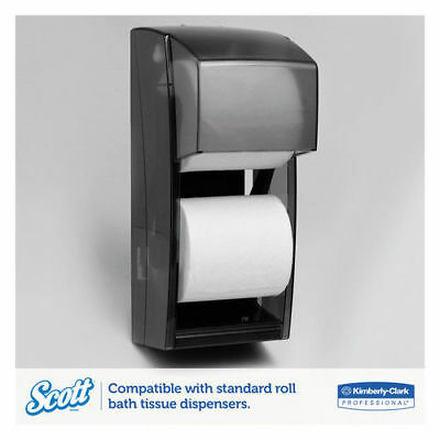 Kimberly-Clark Standard Roll Bathroom Tissue, 2-Ply, 550 Sheets/roll, 20 Rolls/c
