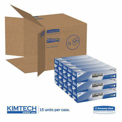 Kimberly-Clark Kimwipes Delicate Task Wipers, 2-Ply, 11 4/5 X 11 4/5, 119/box, 1