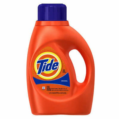 Tide Ultra 50 oz. Liquid Laundry Detergent (6-Pack) 13878CT NEW