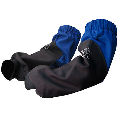 Revco Black Stallion BX9-19S-RB BSX Fire Resistant Welding Sleeves, Royal Blue