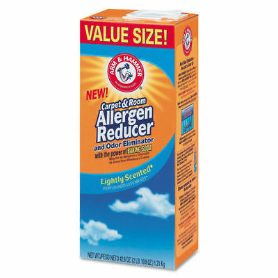 Arm & Hammer Allergen Reducer And Odor Eliminator 42.6 Oz Box 3320084113CT NEW