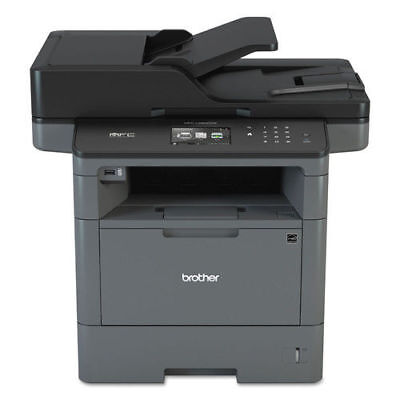 Brother Wireless Monochrome All-In-One Laser Printer MFCL6800DW NEW