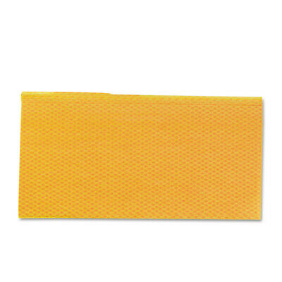 Chicopee Mfg. Stretch 'n Dust Cloths, 23 1/4 X 24, Orange/yellow, 20/bag, 5 Bags