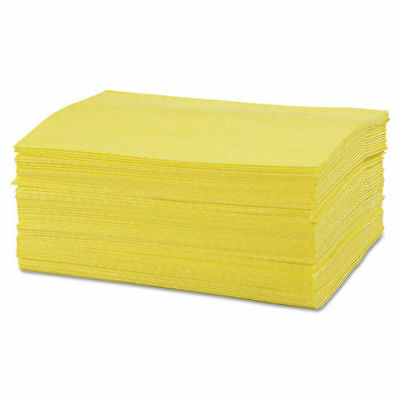 Chicopee Mfg. Masslinn Dust Cloths, 24 X 16, Yellow, 400/carton  213 New