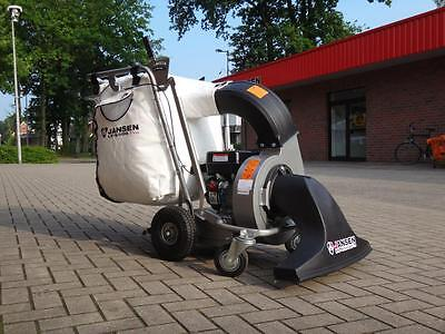 LEAF VACUUM, PARKING LOT SWEEPER, Leaf Vac, SELF PROPELLED ,POWER VAC, NEW