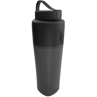 Light My Fire Pack Up Unisex Accessory Water Bottle - Black One Size