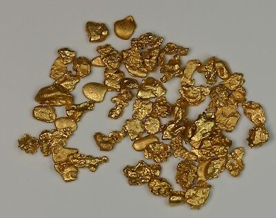 Gold Nuggets 5.00 Grams (Australian Natural)