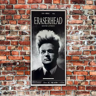 Original Movie Poster Locandina Originale  Eraserhead Dacid Lynch - 33x70 CM