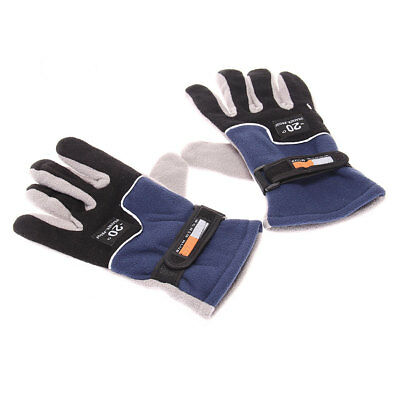 Men Winter Cycling Riding Hiking Ski Snow Snowboarding Gloves Warm Adjustable