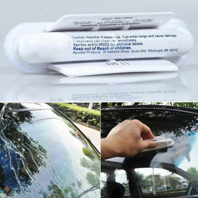 Fashion Applicator Windshield Glass Treatment Water Rain Repellent Repels NEW