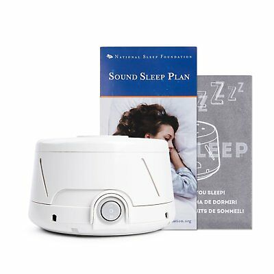 Marpac DOHM-DS Natural White Noise Sound Machine, Able to sleep deep and