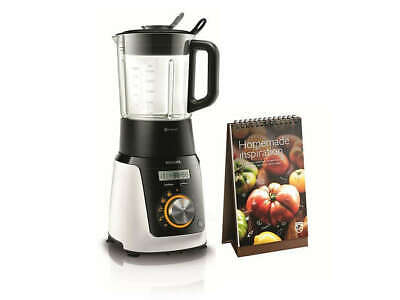 PHILIPS Avance Collection HR2091/30 Standmixer Kochfunktion Suppen Smoothies