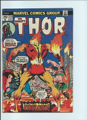 thor 225 FN 1st appearance of firelord