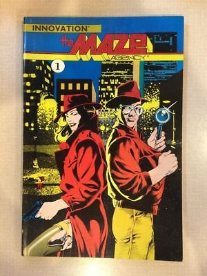 The Maze Agency Vol 1 Tpb Innovation Comics