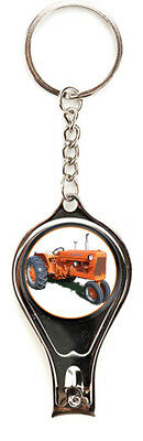 Allis Chalmers Model D17 farm tractor Multi Function Key Chain