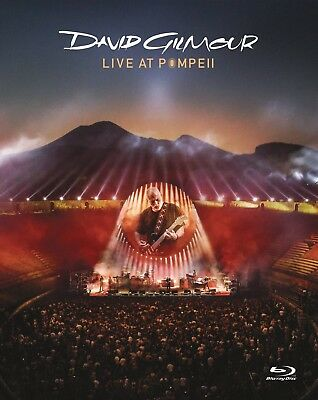 David Gilmour - Live At Pompeii   Blu-Ray New+