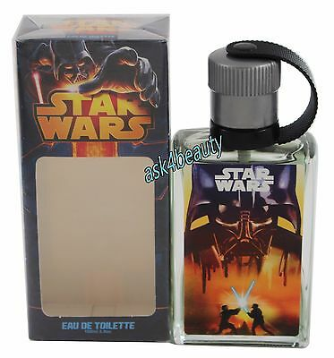 Star Wars By Disney 3.4oz/100ml Edt Spray For Kids New In Box