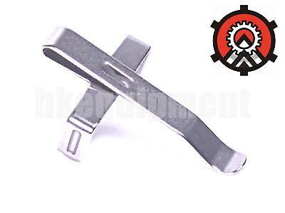 Mecarmy Pocket Clip for SGN3 Flashlight Silver