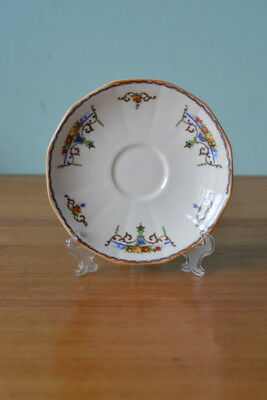 Vintage fine china saucer / plate Myott Son & Co