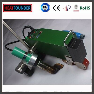 Roof waterproofing PVC TPO welding machine automatic welder for membrane
