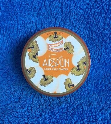 Coty Airspun Loose Face Powder - Translucent Extra Coverage - 65g - MELB STOCK