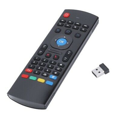 2.4G Wireless Remote Control Keyboard Air Mouse For XBMC Android TV Box M4T6
