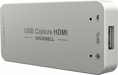 Magewell XI100DUSB-HDMI USB Capture HDMI 3.0 HD Video Capture Dongle