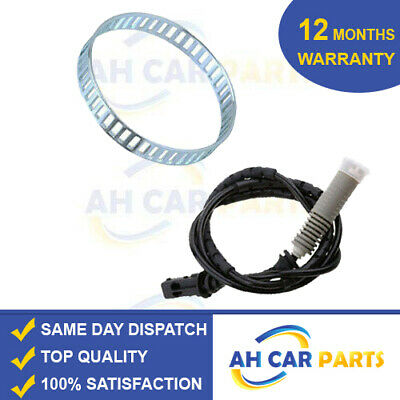BMW 3 SERIES ABS RELUCTOR RING+ABS SENSOR KIT 320d  REAR - ABS100
