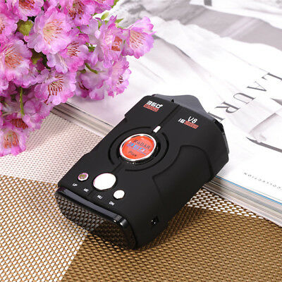 Car Detector Radar Speed 360 Degree LED 12V Auto Laser Security Speed Control