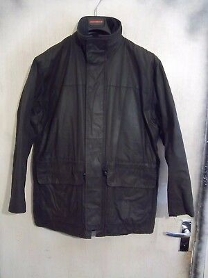 Vintage Barbour A1560 Polarwax Waxed Hunting Jacket Size S
