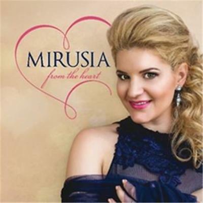 Mirusia From The Heart Cd New