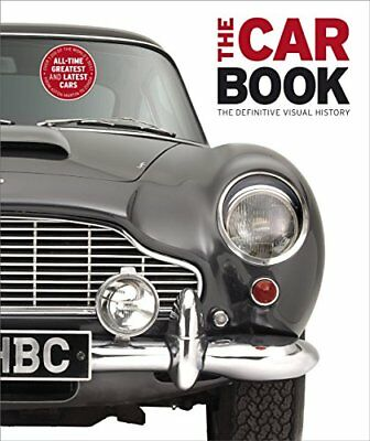 The Car Book - The Definitive Visual History-DK