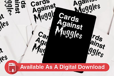 Cards Against Muggles - Unofficial Harry Potter Edition Cards Against Humanity