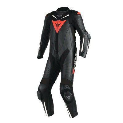 NEW Dainese Laguna Seca D1 1 Piece Motorcycle Racing Leather Suit