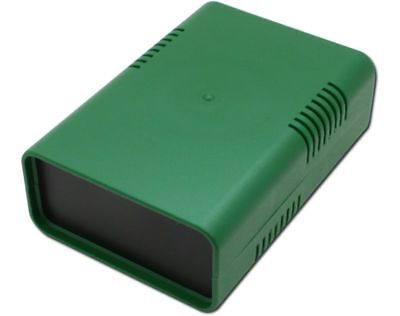 Half Shells CASING EURO Box Small 95 x 135 x 45 Green Plastic Casing