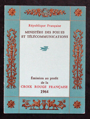 Timbre FRANCE / FRENCH stamp - Yvert Tellier Carnet Croix Rouge n°2013 (Cyn25)
