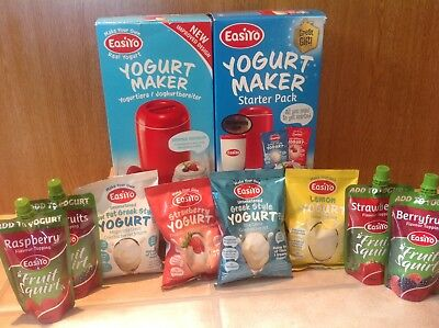 Easiyo Yoghurt Selection Box