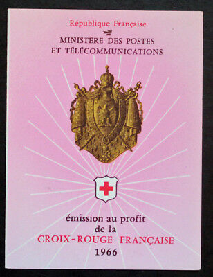 Timbre FRANCE / FRENCH stamp - Yvert Tellier Carnet Croix Rouge n°2015 (Cyn25) B