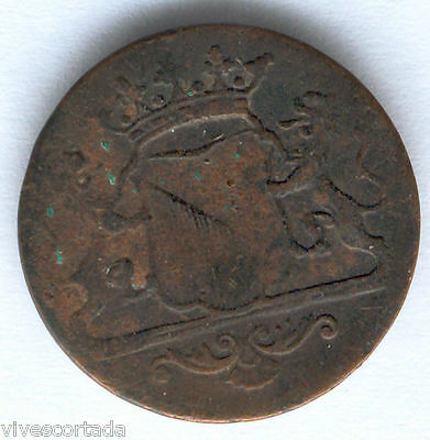 India Dutch Duit 1787
