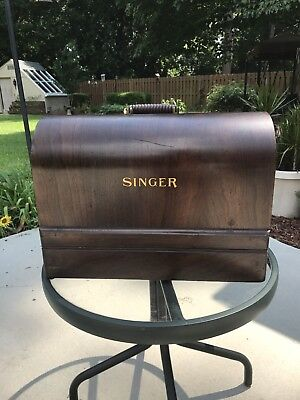 1927 Singer Sewing Machine Model 99
