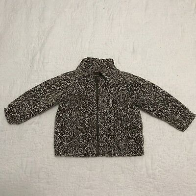 Boys 6-12m Old Navy Thick Cotton Blend Knit Sweater Warm