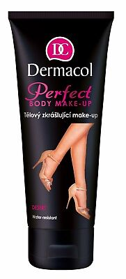 Dermacol Perfect Body Make-Up Original Cover Genuine Skin Legs Tan High Coverage