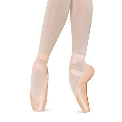 """NEW IN BOX Bloch """"Amelie"""" Pointe Shoes, S0103L, Women's Sizes in Pink"""