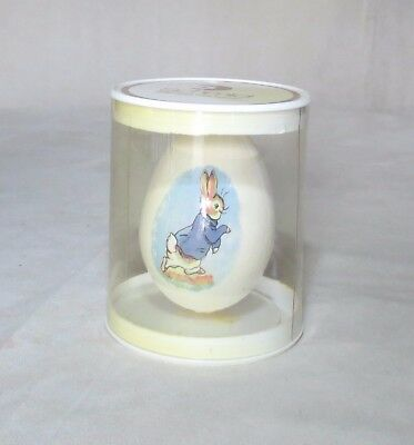 Schmid Peter Rabbit Egg 1979 First Limited Edition Beatrix Potter