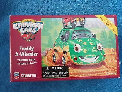 Freddy 4-Wheller  The Chevron Cars MIB