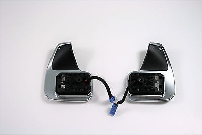 Bmw F30 F31 F20 F21 Steering Wheel Shift Paddles Pair