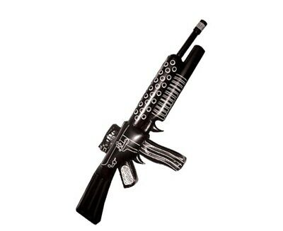 RUBIES Inflatable MACHINE Tommy GUN Gangster Scarface Tony Montana Toy Accessory