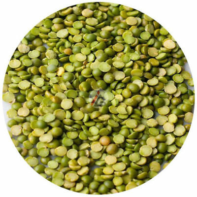Dried Green Split Peas - 450 gm