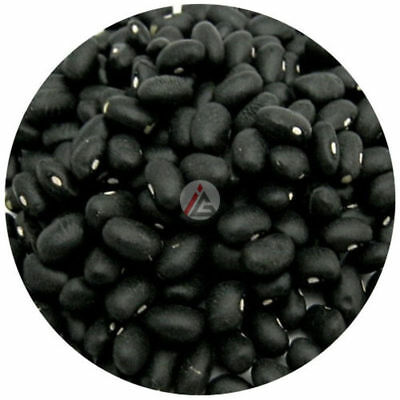 Dried Black Turtle Beans - 450 gm